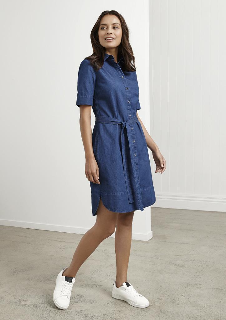 Delta Ladies Dress BS020L