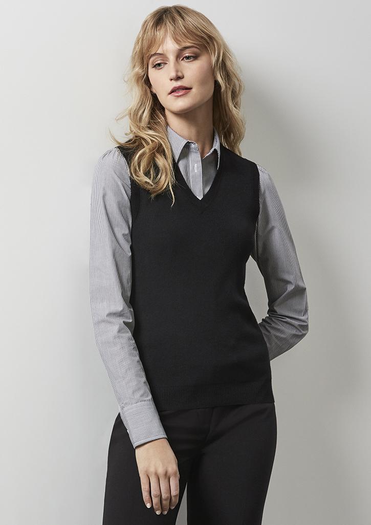 V-Neck Ladies Vest LV3504