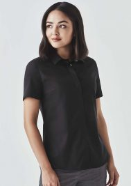 Charlie Ladies Short Sleeve Shirt