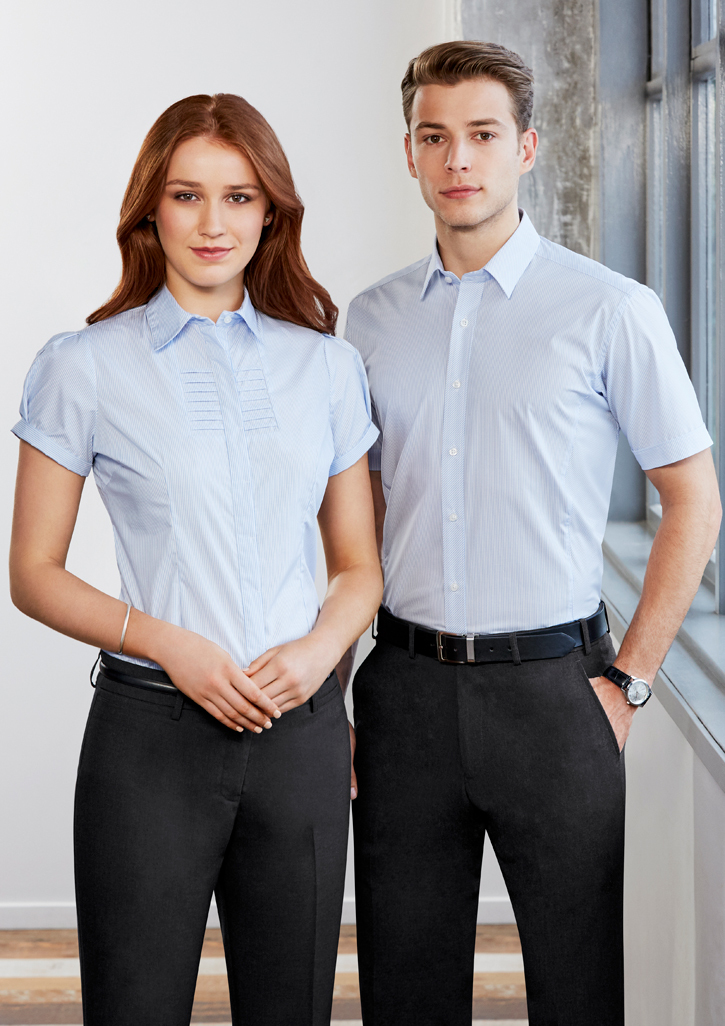 Berlin Ladies S/S Shirt S121LS