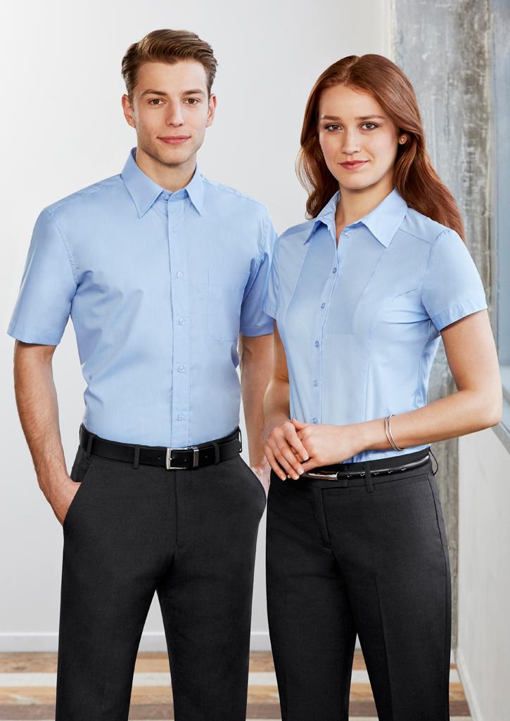 Chevron Mens S/S Shirt S122MS