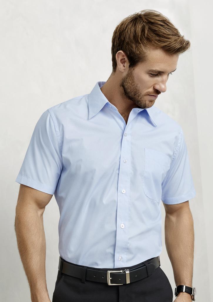 Ambassador Mens S/S Shirt S251MS