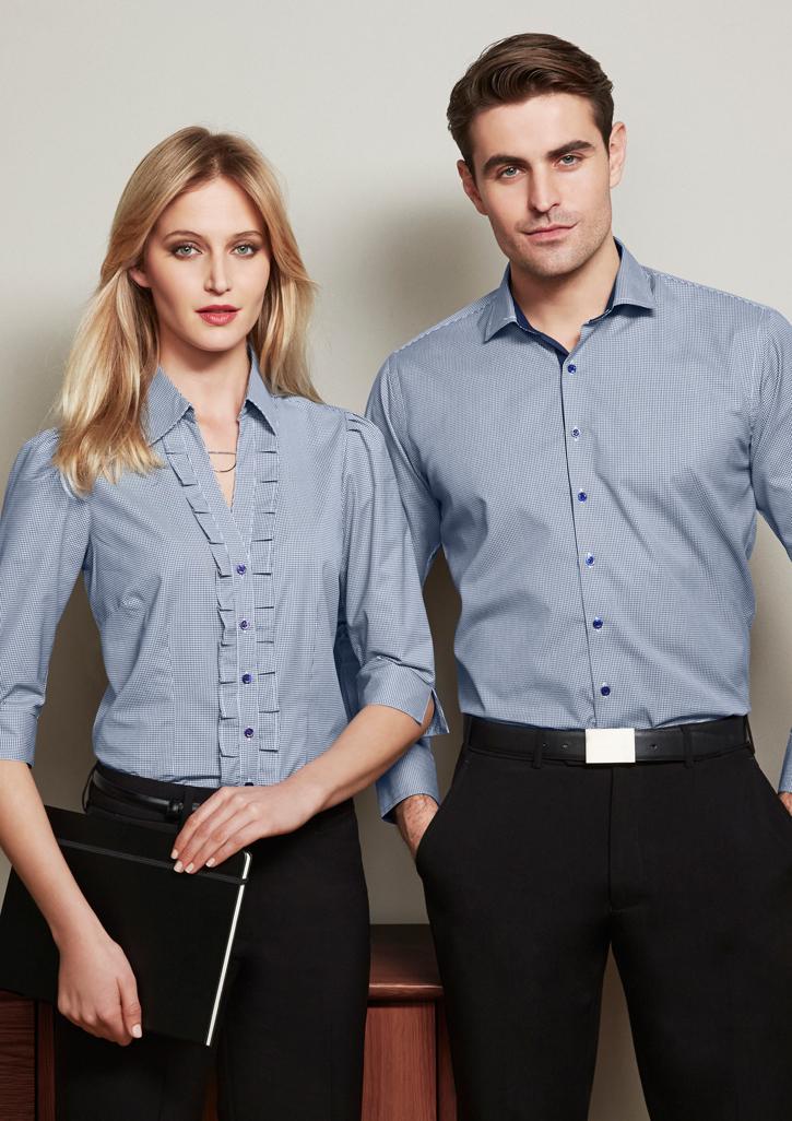 Edge Mens L/S Shirt S267ML