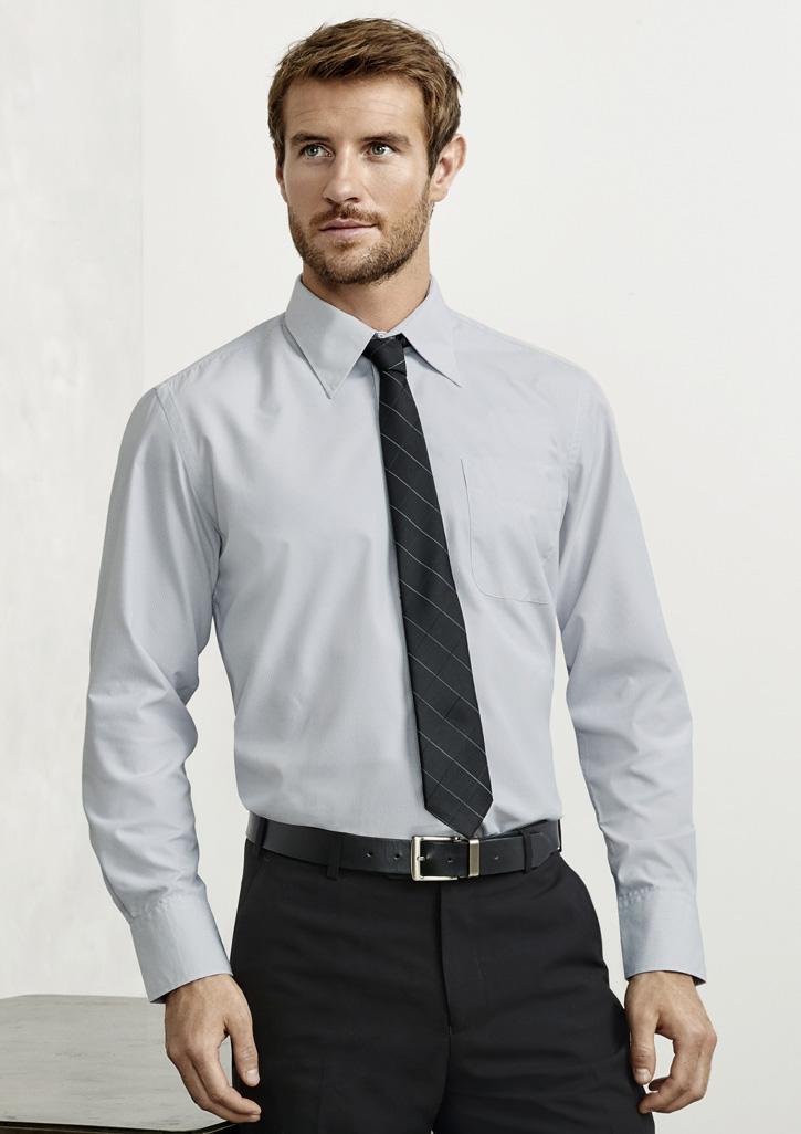 Ambassador Mens L/S Shirt S29510