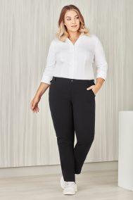 Womens Comfort Waist Straight Leg Pant CL955LL