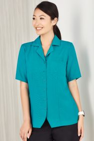 Ladies Plain Oasis Overblouse S265LS
