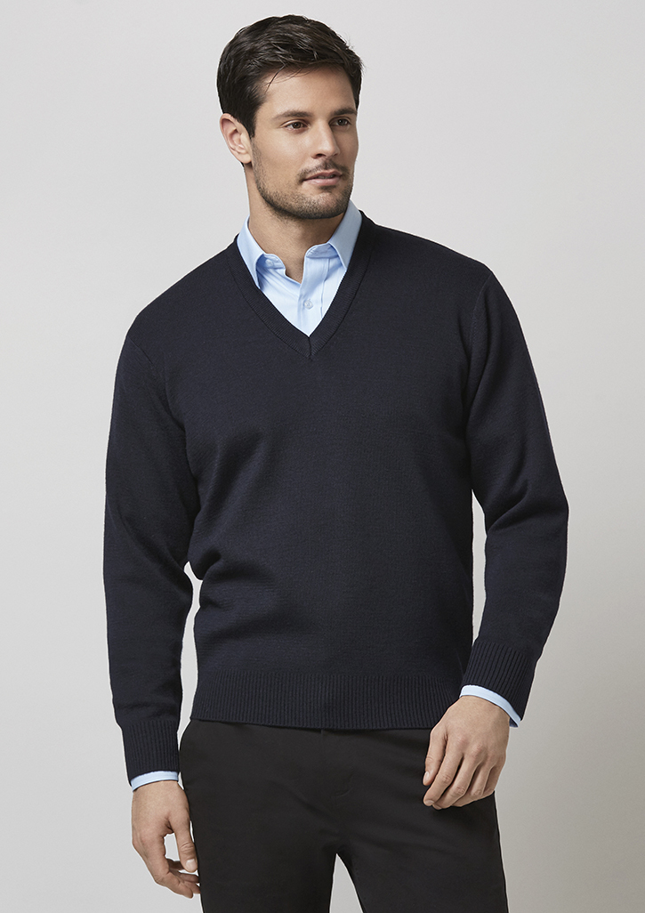 Woolmix Mens Pullover WP6008