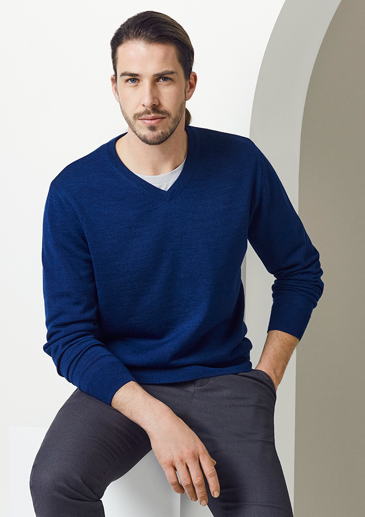 Roma Mens Knit Pullover WP916M