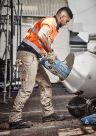 Mens Rugged Cooling Cargo Pant (Regular) ZP504