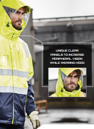HiVis Safety Jackets