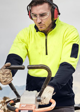 HiVis Safety Jumpers/Hoodies