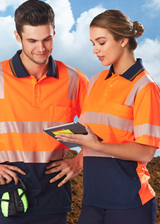 HiVis Safety Polos